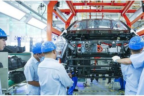 中國臺灣:汽車芯片供需將在第四季度達到平衡