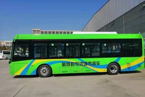 單車運營里程突破10萬公里!安凱氫燃料電池客車再創新高