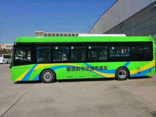 单车运营里程突破10万公里!安凯氢燃料电池客车再创新高