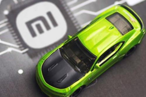 網曝小米首款車型2024年上半年發布,三年銷量目標90萬輛,官方:不予置評