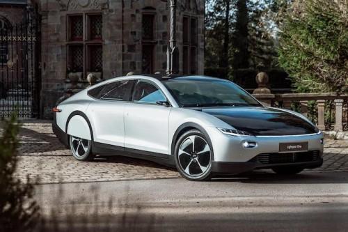 Lightyear獲得1.1億美元投資 售價百萬的「太陽能」電動車要來了么?