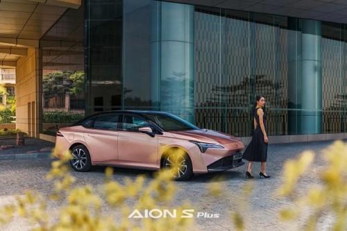 广汽埃安前8月销量超6.5万 广汽新能源车2025年销量或超87万