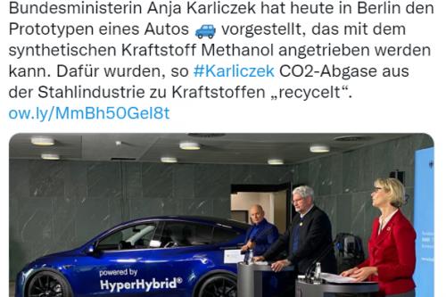 斥资7600万元!德国官方将爆改特斯拉:计划用氢能源进行驱动