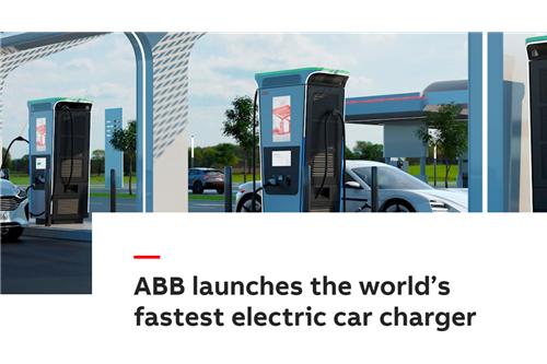 瑞士一公司推出全球最快充電樁:15分鐘可充滿一輛電動汽車