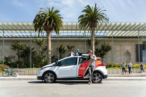 Cruise設定新目標:2030年前投放100萬輛自動駕駛汽車
