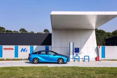 新能源的盡頭會是「氫能」嗎?淺析氫燃料電池混動汽車
