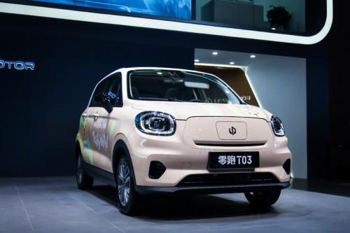 傳零跑汽車考慮在香港IPO 至少籌資10億美元